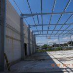 Halle bauen in Hanau